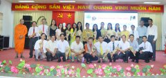 Khoa Ngôn ngữ - Văn hóa - Nghệ thuật Khmer Nam Bộ tổ chức chương trình: Tri ân Nhà giáo Việt Nam 20/11 và Chào mừng Lễ hội Ok Om Bok năm 2018
